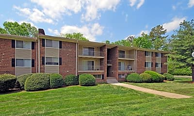 Building, Holly Hills Apartments, 2