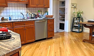 Kitchen, 1080 Beacon St, 1