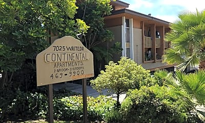 Continental Apartments, 0