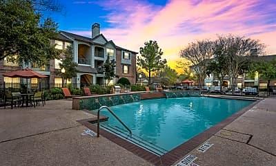 Pool, Auden Houston, 1
