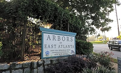 Arbors Of East Atlanta Apartments, 1
