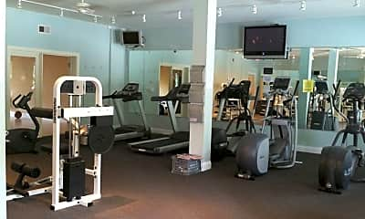 Fitness Weight Room, 710 Walker Square, 1