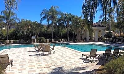 Pool, 3361 S Kirkman Rd, 2
