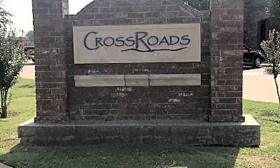 Crossroads Apartments, 1