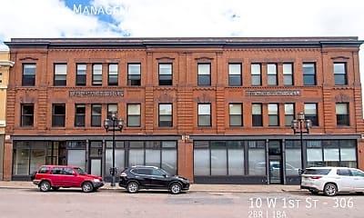 Building, 10 W 1St St - 306, 0