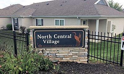 North Central Village, 1