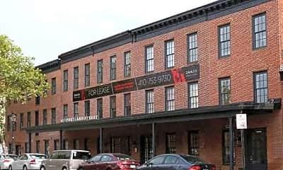 Building, 613 Portland St, 1