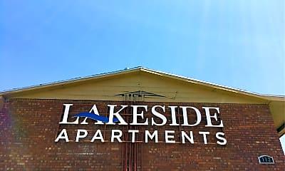 Lakeside Apartments, 1
