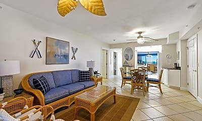 Living Room, 2055 S Atlantic Ave 404, 1