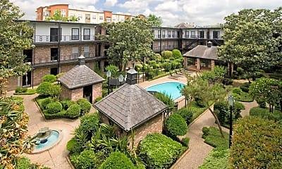 Allen House Apartments, 1