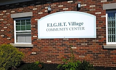 F.I.G.H.T. Village Apartments, 1