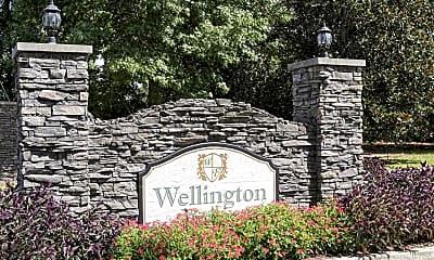 Community Signage, Wellington Farms, 2