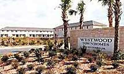 Westwood Townhomes, 1