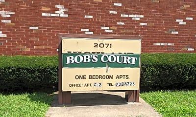 Bob's Court, 1