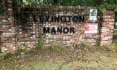 Lexington Manor Apartments, 1