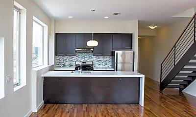 Kitchen, Richardson Lofts (ext.145), 0