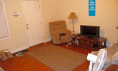 Bedroom, 422 N Salisbury St, 1
