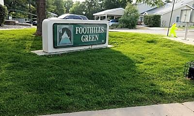 Foothills Green, 1