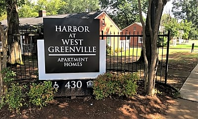 Brook Haven Apartments, 1