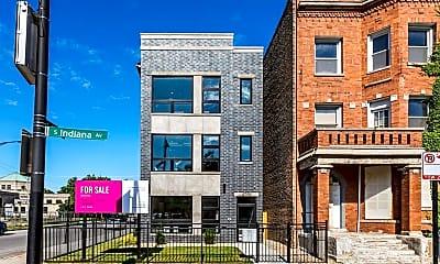 Building, 5233 S Wabash Ave 3, 1