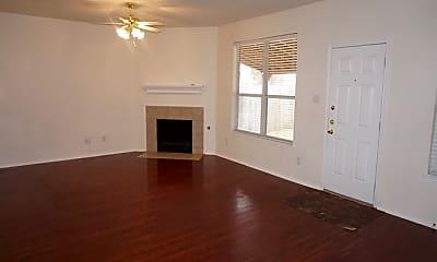 Living Room, 10916 Briaroaks Drive, 1