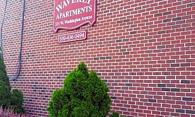 Waverly Apartments, 1