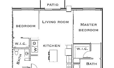 Collins Place Apartments, 2