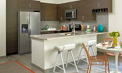 Kitchen, Griffis 3100 Pearl, 0