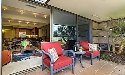 Living Room, 7121 E Rancho Vista Dr 4007, 2