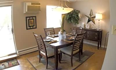 Dining Room, The Wayne House, 2