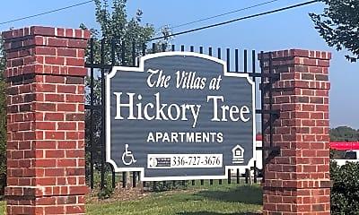 THE VILLAS AT HICKORY TREE, 1