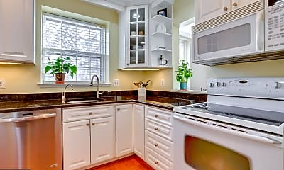 Kitchen, 3807 Rodman St NW B8, 1