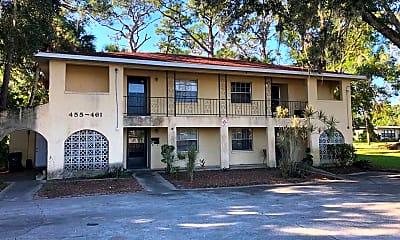 Building, 459 Knox McRae Dr, 0