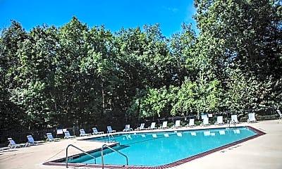 Pool, Newport Woods, 1