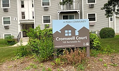 Cromwell Court, 1