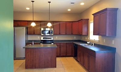Kitchen, 1312 Sierra Court, 1