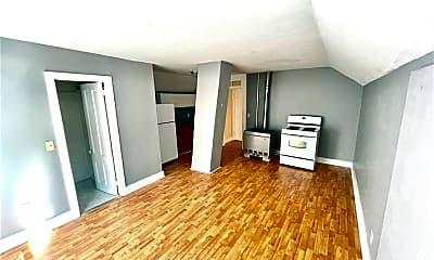 Living Room, 155 Gilbert Ave 8, 1