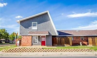 Building, 5430 50th St 4906-B, 2