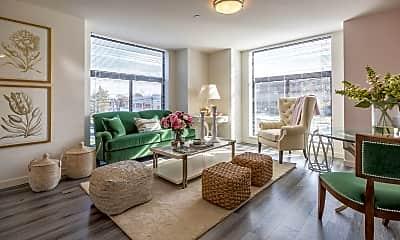 Living Room, 793 Post Rd E, 1