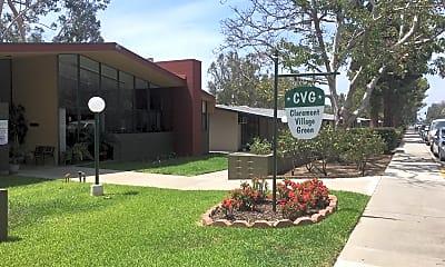 Claremont Village Green, 1