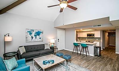 Living Room, 1211 N Miller Rd 110, 0