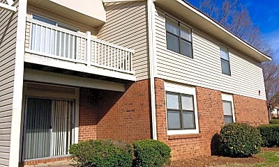 Whispering Pines Apartments, 1