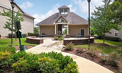 Landscaping, Weatherstone Apartments, 1