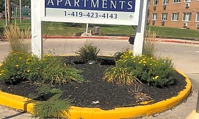 Senior Tower Apartments, 1