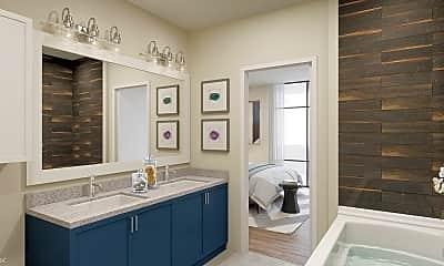 Bathroom, 555 W 19th St, 2