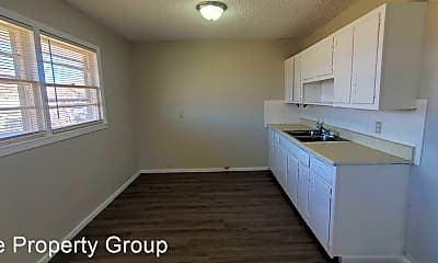 Kitchen, 820 Evergreen St, 1