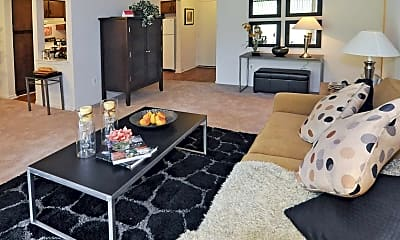 Living Room, Mapletree Apartments, 0