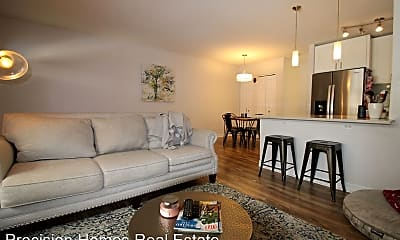 Living Room, 2345 Clay St, 1