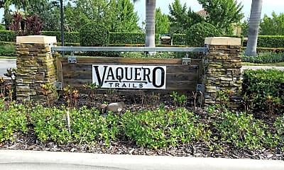 Vaquero Trails, 1