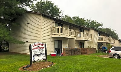 Logansport Apartments, 2